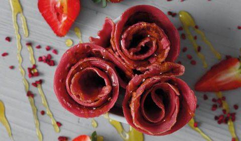 Pancake Rose - Banner Image