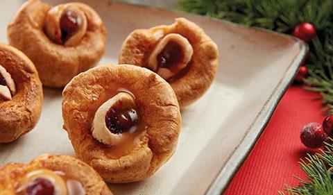 Mini Yorkshire Puddings - Take Stock magazine
