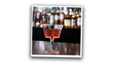 Ramble Through the Brambles cocktail - Take Stock Magazine