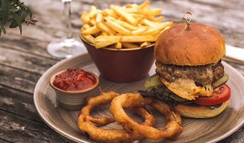 Wild Boar Burger -Take Stock magazine