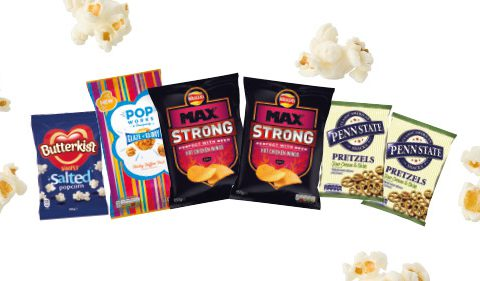 Star Spangled Snacks - Take Stock magazine