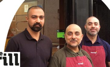 We Grill: Romero's