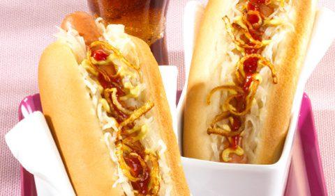 Fasskraut Hot Dog - Take Stock Magazine