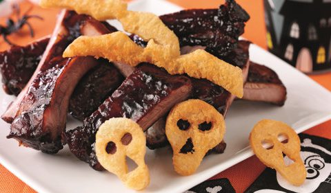Witch's Ribs & Vampire Toasts - Take Stock Magazine