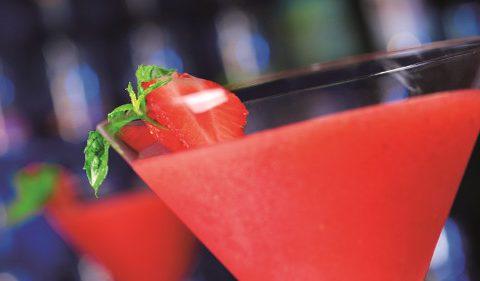 Strawberry Daiquiri mocktail Take Stock Magazine