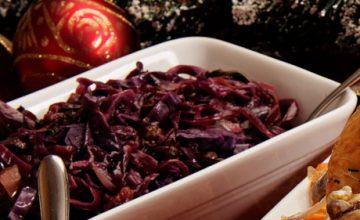 Bisto Spicy Braised Red Cabbage