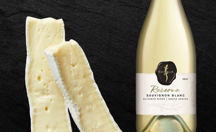 Brie wine pairing