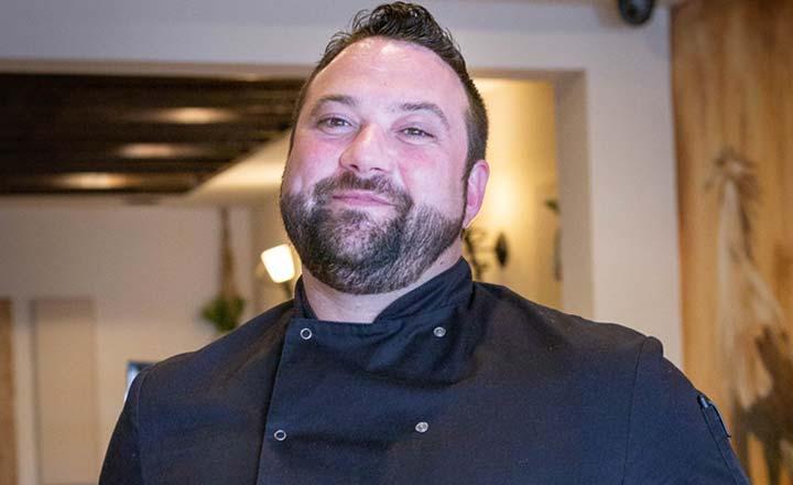 Head Chef Sean Rust