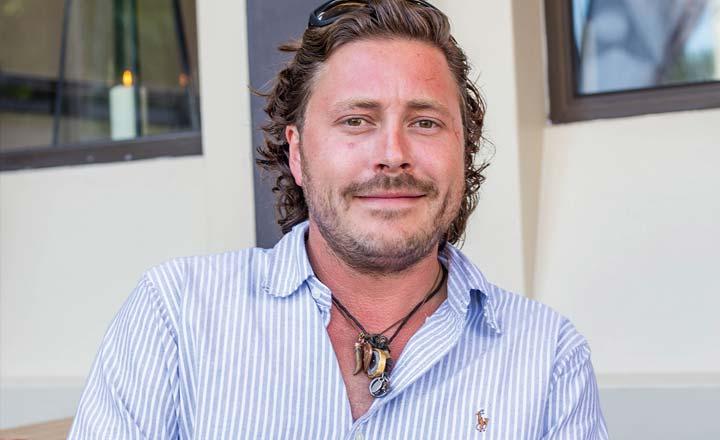 Zim Braai owner, Andy Lennox
