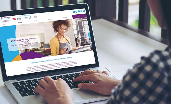 Careerscope website