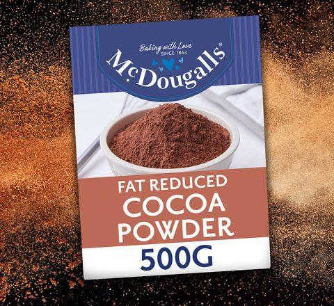 McDougalls Reduced Fat Cocoa Powder