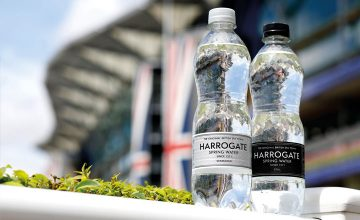 Danone brings British favourite Harrogate Spring Water on board