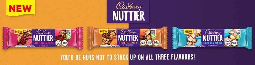 Cadbury Nuttier