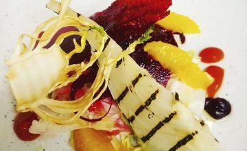 Sunshine Salad with Beetroot, Fennel and Orange
