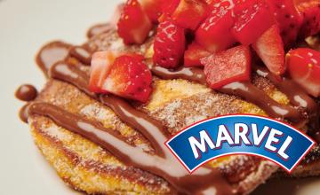 Churros Pancakes