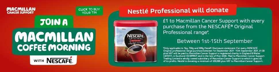 Nescafe Macmillan